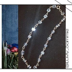 Vintage Silver 925 Hallmarked Turquoise Bracelet